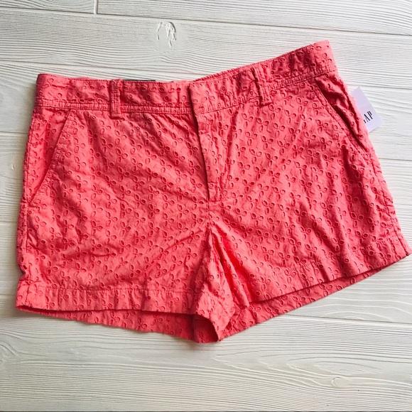 GAP Pants - GAP Mid Rise Shorts